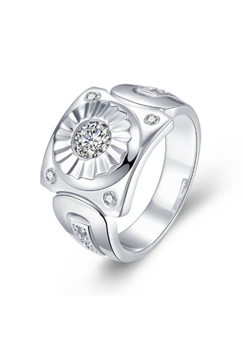 Tiaria white Tiaria Gold Plated Ring Casual Fashion SPCR736-8--K16 0690EAC9DD8A61GS_1