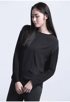Top Stitching Casual Top
