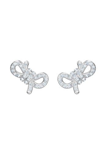 e92fffcb20b02 Lifelong Bow Pierced Small Earrings