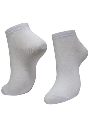 Darlington white 3 in 1 Casual Socks DA516AA31OOYPH_1