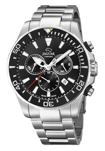 Jaguar silver Sporty Men's Watches JAG J861/3 A6233AC45E7967GS_1