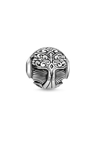 "THOMAS SABO silver Bead ""Tree of Love"" 4BB4DACB2D9BF7GS_1"