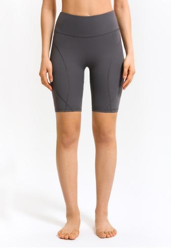 HAPPY FRIDAYS Women's tight Running Shorts (No front crotch  line) DSG93 650BBAACE68E7CGS_1