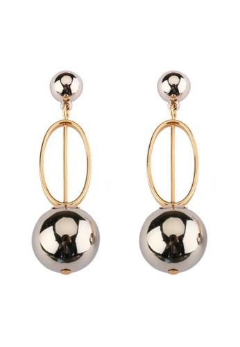 A-Excellence gold Vintage Drop Faux Pearl Earrings 56BD2AC275D6B9GS_1