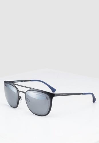 4d94f346a Buy Emporio Armani Emporio Armani EA2069 Sunglasses Online on ZALORA  Singapore