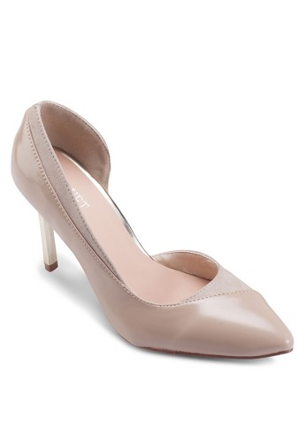 Madison esprit 童裝Colorblock Heels, 女鞋, 鞋
