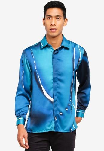 best loved 7c642 60eab Men's Batik Shirt