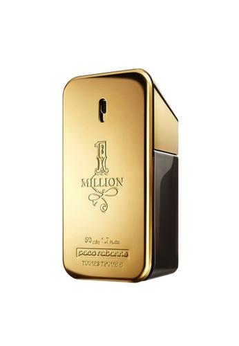 paco rabanne gold Paco Rabanne 1 Million Eau de Toilette 50ml 1B2A0BEF83BA4EGS_1