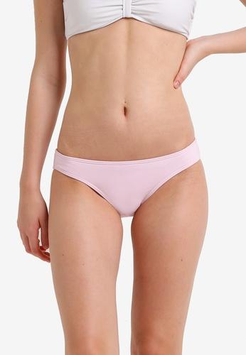 Billabong pink Sol Searcher Lowrider Pant Bikini Bottom BI783US77IUWMY_1