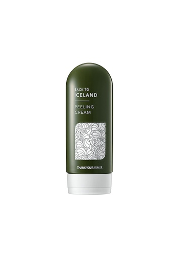 Thank You Farmer THANK YOU FARMER Back to Iceland Peeling Cream TH577BE59GMAMY_1