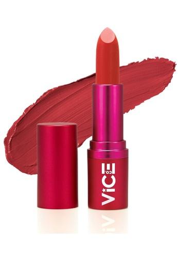 Vice Cosmetics pink Good Vibes Matte Lipstick Havey 620F9BEBC457E2GS_1