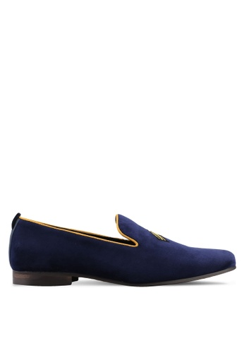 Call It Spring navy Dwigowiel Loafers C3523SHC585236GS_1