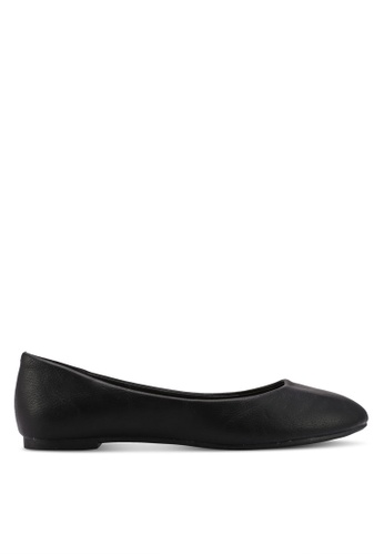 Rubi 黑色 Britt Ballet Flats FF15CSHCE7F31AGS_1