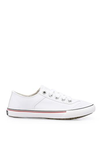 Keddo white Katherine Slip On Sneakers C065BSHEE933C8GS_1