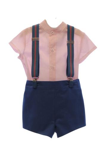 RAISING LITTLE multi Jayme Outfit Set 2AB8DKAB1A40B7GS_1