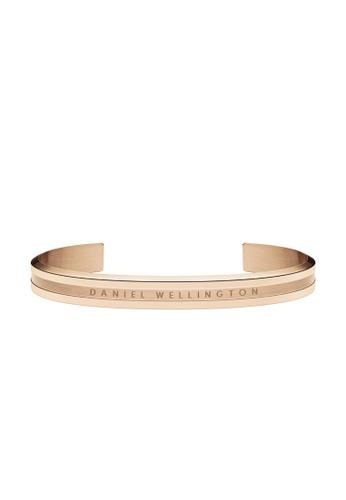 Daniel Wellington pink and gold Elan  Rose Gold Bracelet - Mediu 057FEAC2AC40CEGS_1