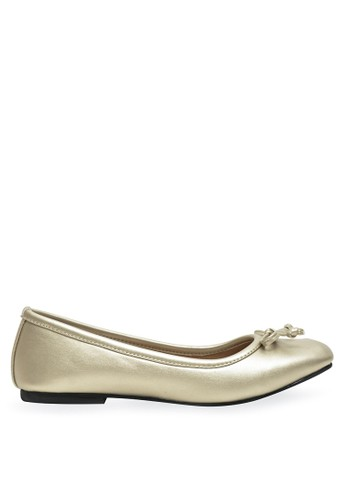 Urban Looks gold Urban Looks - Celine Gold Flatshoes E1957SHA8B62A8GS_1