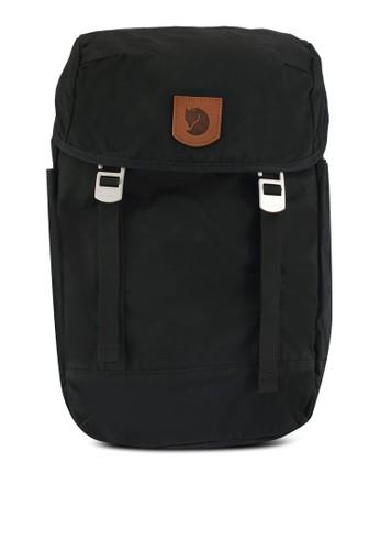 Fjallraven Kanken black Greenland Top Backpacks FJ382AC0SX7TMY_1