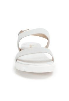 541d4a1f8a 50% OFF Shu Talk Simple Metallic Causal Comfy Sandals HK  1