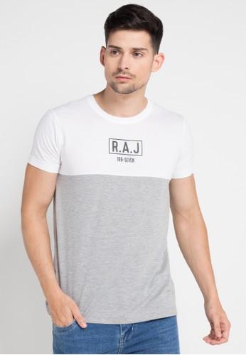 RA Jeans white and multi Raj 2 RA626AA0VXUXID_1