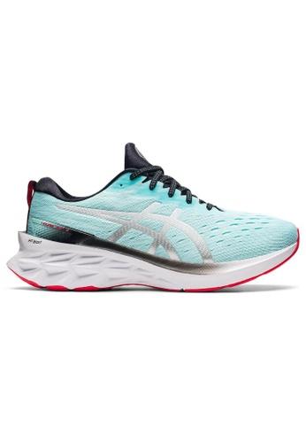 ASICS 拼色 ASICS NOVABLAST 2 跑步鞋 1011B192-400 980A0SH022720DGS_1