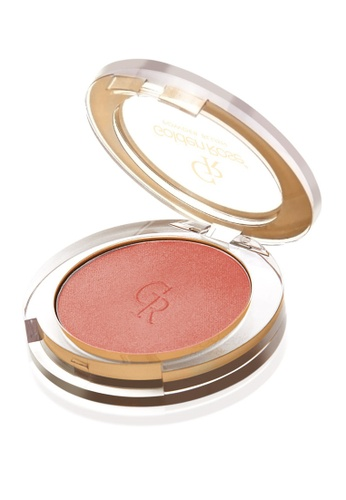 GOLDEN ROSE pink Powder Blush - #8 GO743BE98EDLMY_1