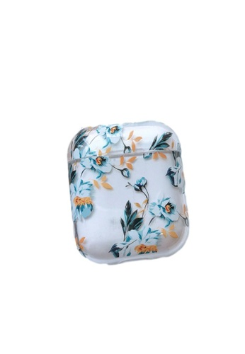 Kings Collection white Fresh Flower AirPods Pro Case (KCAC2151P) ED948ACF0C282BGS_1