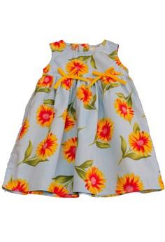 Naomi Floral Dress