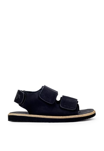 Navara black Analyst Ignite Black EVA Sandals A2CA0SHD9EEED3GS_1