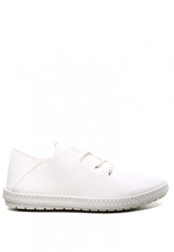 New York Sneakers white Luis Low Cut Shoes NE675SH0J1ZTPH_1