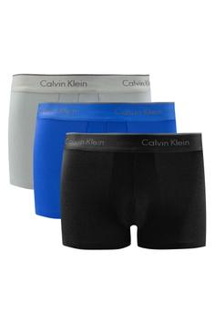 964d1732a7 Calvin Klein multi Low Rise Trunk 3 Pack 2ECBEUS296E987GS 1