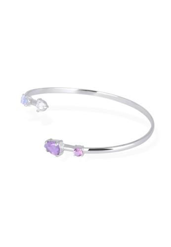 Sunaka Jewelry silver Perhiasan Perak Gelang Koleksi Confetti D5877AC7D14C73GS_1
