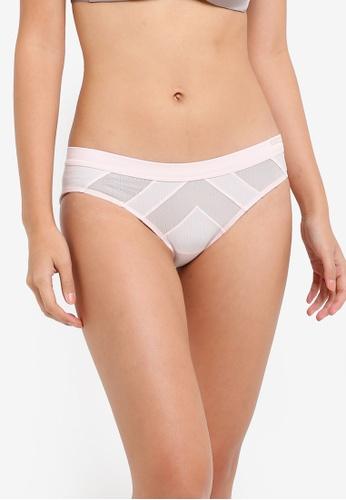 Calvin Klein pink Calvin Klein Bikini Panties - Calvin Klein Underwear 34E12US40063E2GS_1