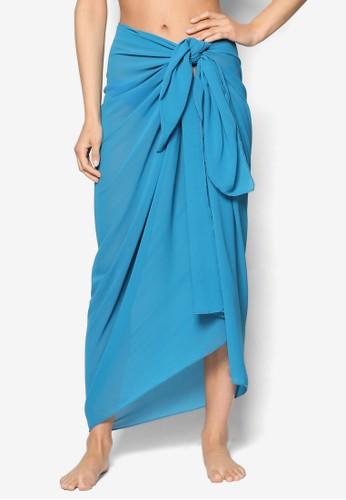 Ceru 素色沙灘巾, 服飾, 泳裝&amzalora是哪裡的牌子p; 海灘裝