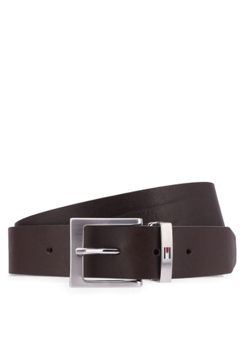 Tommy Hilfiger brown ADJUSTABLE BELT 3.5 TO729AC0GAN2SG_1