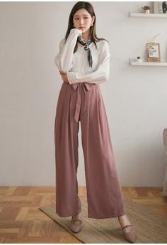 b888e908f97c 56% OFF Tokichoi Tie Belt Culottes S  49.90 NOW S  21.90 Sizes S M
