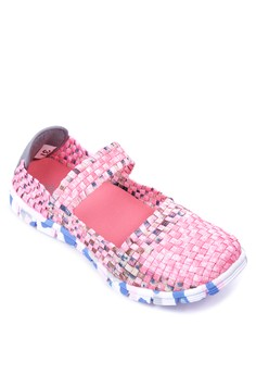 Mary Jane Slip On Sneakers