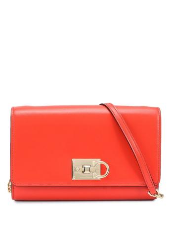 Ferragamo red Studio Mini Bag (zt) 744B8AC23D7D6BGS_1