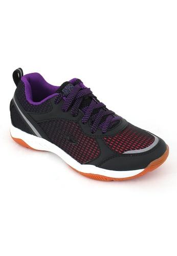 World Balance black Court Winner Ladies Sport Shoes 0DCD5SH2354DA5GS_1