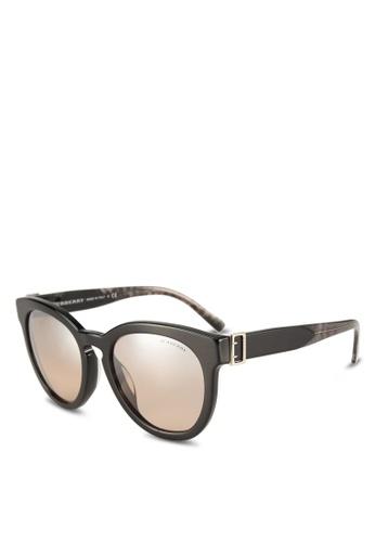 Burberry black Burberry BE4246D Sunglasses E1389GL60E229CGS_1