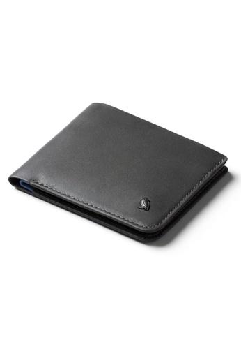 Bellroy grey Bellroy Hide & Seek Wallet Lo RFID - Charcoal. F6644AC1125B3EGS_1