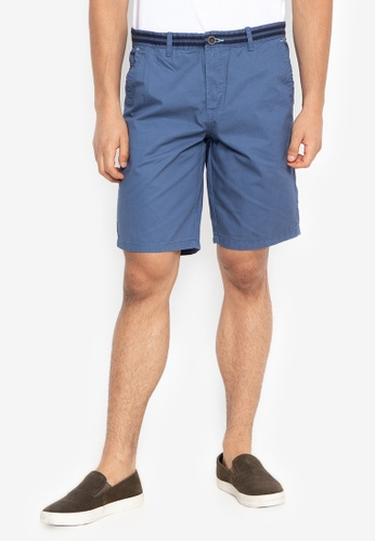 d1338b3a6 Shop Springfield Plain Shorts With Stripe Detail Online on ZALORA  Philippines