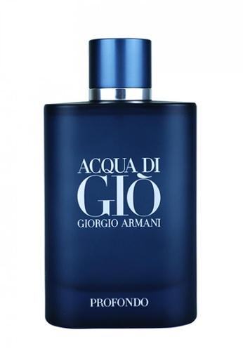 Giorgio Armani ARMANI Acqua Di Gio Profondo EDP Spray 125ml 29D94BE672D6C5GS_1