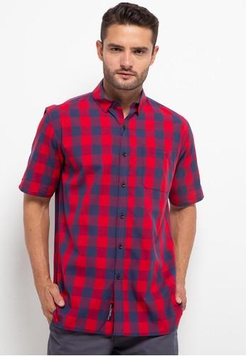 Salt n Pepper multi S/S-Men Shirt C2EABAA3777993GS_1