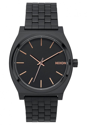 Nixon black Nixon - Time Teller Black Watch NI855AC61EFESG_1