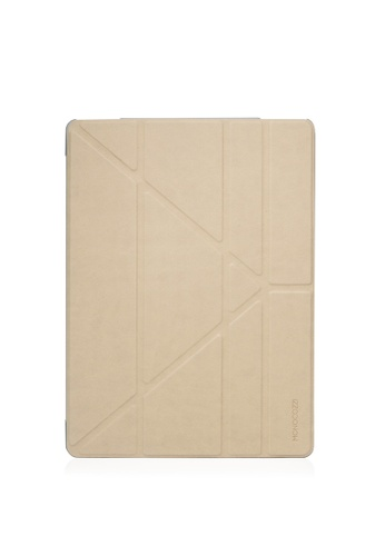 Monocozzi beige Lucid - Translucent Folio For iPad Pro W/ Auto On-Off MO983AC71AHOHK_1