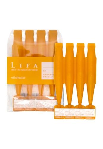 Milbon Milbon Lifa Deesse's For Natural Color Design Oilreleaser (9ml x4) Orange (MLB-005) 441F9BE7756DD5GS_1