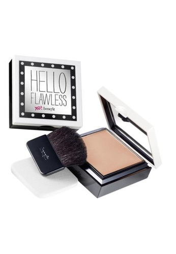 Benefit Benefit Hello Flawless! Powder Foundation - Ivory, I Love Me BE670BE0RQZ9MY_1