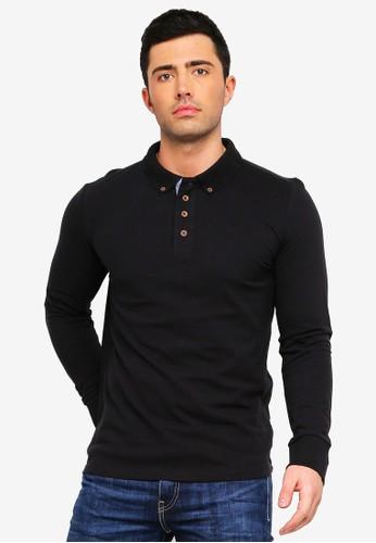 Brave Soul black Lincoln T-Shirt 5DFCDAA7F68E66GS_1