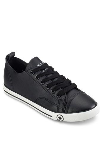 基本款仿皮革休閒鞋, zalora 順豐女鞋, 鞋